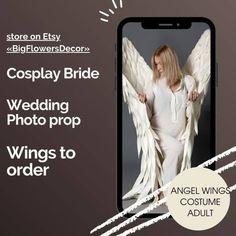 """#angelwings #wingscostume #cosplaywings"""