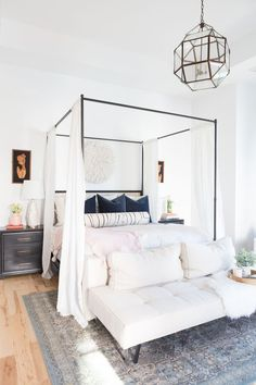 Top Pins this week - CC and Mike beautiful bedroom design