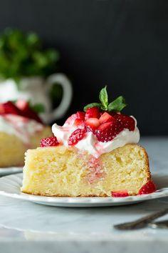 Lemon Ricotta Cake | Cooking Classy | Bloglovin'