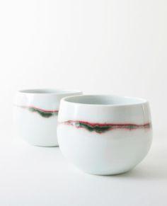 studiojoo: studio joo porcelain tumblers