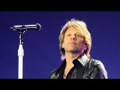 BON JOVI - LIVIN' ON A PRAYER (The Concert for Sandy Relief )