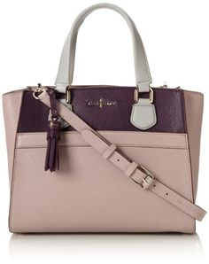 Cole Haan Small B44886 Satchel,Bark Multi,One Size $338.00