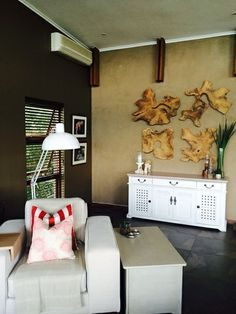 lounge feature @Nicky Day.net Decor, Furniture, House, Corner Desk, Beautiful Homes, Home Decor, Stoop, Desk, Lounge