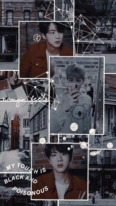 All I see is stars ✨ Locked Wallpaper, Wallpaper Backgrounds, Iphone Wallpaper, Army Wallpaper, Namjin, Bts Boys, Bts Bangtan Boy, Bts Wallpapers, Bts Lockscreen