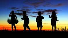 El  amor  está  en  el  aire...: Honremos a nuestros hijos.