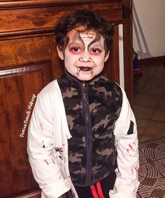 Baby vampire, trucca bimbi