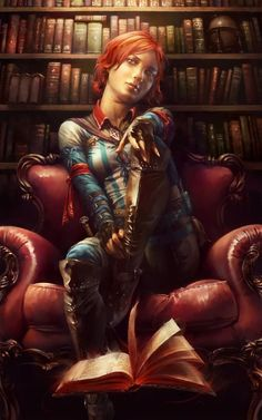 I have recently started playing The Witcher 3 and it's sooooooo amazing! To be honest, about Triss, I prefer the costume in The Witcher Anyway I li. Dnd Characters, Fantasy Characters, Female Characters, The Witcher Books, The Witcher 3, Sci Fi Fantasy, Fantasy Girl, Fantasy Heroes, High Society