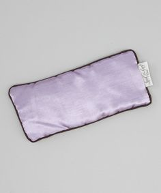 Look at this DreamTime Lavender Spa Comforts Eye Pillow on #zulily today!