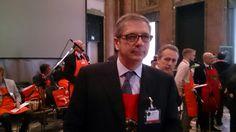 Roberto Panizza organizzatore del Campionato mondiale del #pesto di #Genova #PestoChampionship #Liguria #myLiguria140 #igersgenova