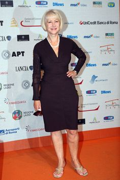 Helen Mirren - July 8, 2008