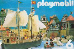 Playmobil scene