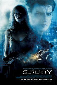 Serenity è un film di fantascienza del 2005, diretto da Joss Whedon. È basato sulla serie televisiva fantawestern Firefly, di cui è la conclusione, e fornisce dettagli circa l'universo in essa descritto.