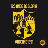 125 años de Peñarol. Felicitaciones al equipo de mis amores!!!