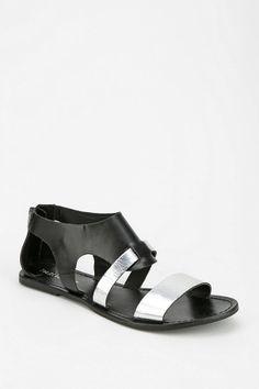 Matisse Marco Metallic Sandal