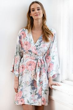 4579c7ef3863 115 Best Bridal Party Robes images in 2019