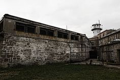 Eastern State Penitentiary, Fairmount Ave, Philadelphia, PA- Visitable Abandoned Houses, Abandoned Places, Eastern State Penitentiary, Frozen In Time, Amazing Buildings, Philadelphia Pa, Prison, To Go, Louvre