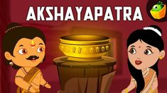 Mahabharat - Cartoon Movie | Akshayapathra | Mythological Stories | Car...