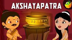 Mahabharat - Cartoon Movie | Akshayapathra | Mythological Stories | Car... Cartoon Movies, Stories For Kids, Mythology, Disney Characters, Fictional Characters, Stories For Children, Fantasy Characters