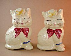 Cookie Jar, Shawnee Cookie Jar, Shawnee Puss 'n Boots Cookie Jar, Puss 'N Boots, American Ceramic Cookie Jar, Vintage USA Cookie Jar