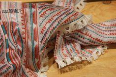 Tarita S/S 2013. Sessù, 100% cotton multicolour scarf
