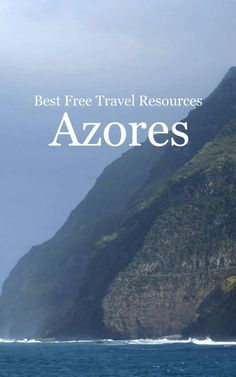 The Azores may be a remote travel destination, but you don't have to rely solely on a travel agency to plan and book everything for you. These are the best free online travel resources for the Azores, for independent travelers.