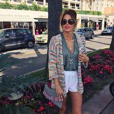 Caroline Receveur look 2015