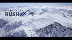 Venediger Rush 2016 on Vimeo Adidas Sport, Red Bull, Mount Everest, Skiing, Nature, Travel, Adventure, Pictures, Ski
