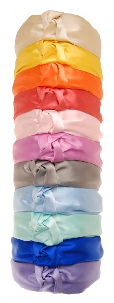 How about a Knot Turban Headband?