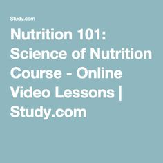Nutrition Science of Nutrition has been evaluated and recommended for 3 semester hours and may be transferred to over colleges and. Study Spanish, How To Speak Spanish, Learning Spanish, Personal Development Courses, Spanish Culture, Vietnam War, Study Tips, Nutrition Tips, Online Courses