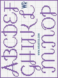 Latest Free Cross Stitch fonts Concepts Considering that I am crossstitching regular sewing because I'd been her I personally in some cases believe Monogram Cross Stitch, Cross Stitch Love, Cross Stitch Samplers, Cross Stitch Kits, Cross Stitch Designs, Cross Stitching, Cross Stitch Embroidery, Crochet Alphabet, Crochet Letters