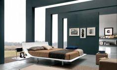 modern yatak odasi ic tasarimi yatak yatak basi mobilya aksesuar secimi modern dizaynlar (1)