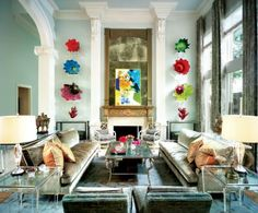 Living Rooms Living Rooms And Eclectic Living Room On Pinterest