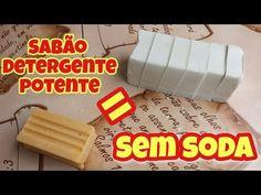 SABÃO LAVA ROUPAS DE LIQUIDIFICADOR MAIS FÁCIL E NÃO TALHA - YouTube