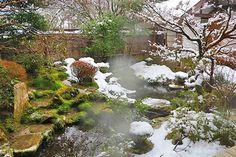 Hosen-in Temple, Ohara, Kyoto.