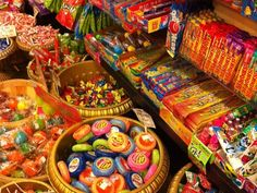 Big Top Candy Shop: A throwback in time nestled among South Congress boutiques in Austin