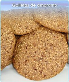 GALLETAS DE AMARANTO Gluten Free Cupcake Recipe, Gluten Free Carrot Cake, Cupcake Recipes, Cookie Recipes, Cupcake Cakes, Cupcakes, Carrot Cakes, Mexican Food Recipes, Sweet Recipes