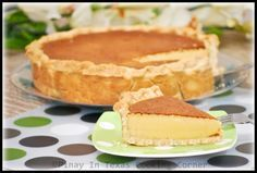 Pinay In Texas Cooking Corner: Filipino Classic Egg Pie