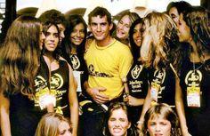 bem vindo ao Brasil …Ayrton Senna, JPS Lotus-Renault 98T, 1986 Brasilian Grand Prix, Jacarepagua