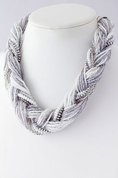 Aspen Crystal Necklace