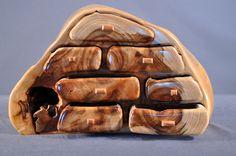 Camphor Bandsaw Jewelry Box