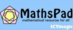 A great maths site with flash resources, online tests and worksheets on a range of maths topics to print or use on your whiteboard.