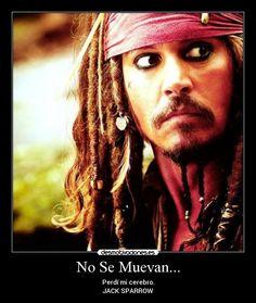 Jack Sparrow: Piratas del Caribe