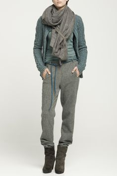 knit layers humanoid