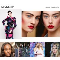 MUA in the city: HAUTE COUTURE: I MAKE-UP AI 2015-2016