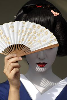 beautifl geisha. the beauty I wanna be.