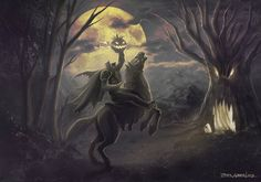 MLP Halloween Special: Attack of the Headless Horseman ...