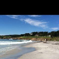 Carmel, Pebble Beach Golf Course
