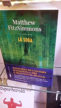 """La soga"" de Matthew FitzSimmons. ADN."