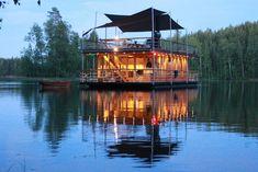 Jalo ~Sauna boat