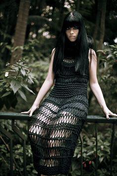 https://flic.kr/p/bZC7N9 | Lidia | Tchibi winter collection  Model: Lidia Zuin Styling: Marie (Tchibi)